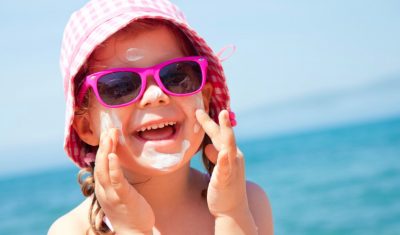 Sun Safety For Children