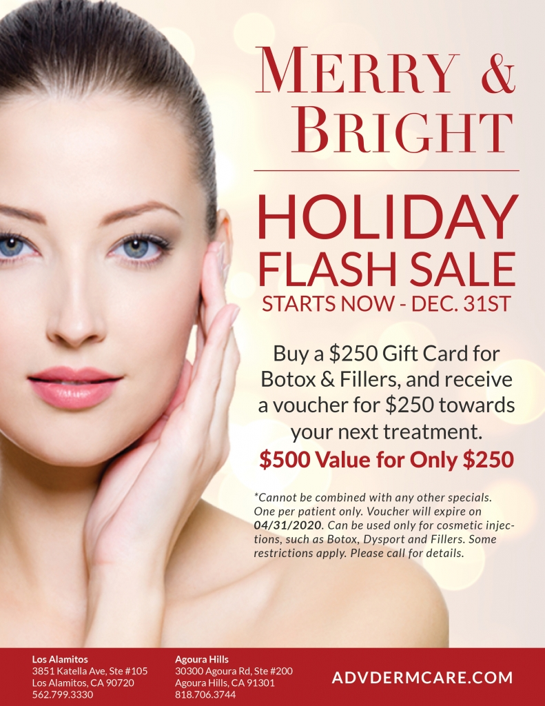Holiday Flash Sale